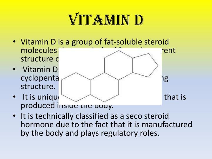 Vitamin D1 Structure Vitamin D1 Structure |...