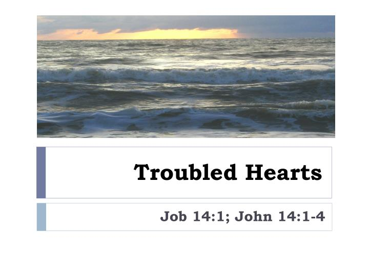 troubled hearts n.