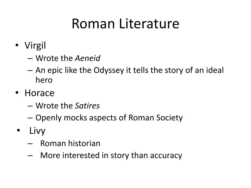 Ppt Chapter 5 Ancient Rome Powerpoint Presentation Free