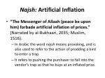 najsh artificial inflation