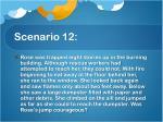 scenario 12