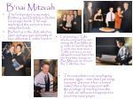 b nai mitzvah