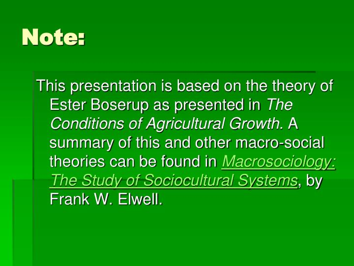 ppt the evolution of agriculture powerpoint presentation id 2196605