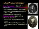 christian scientists6