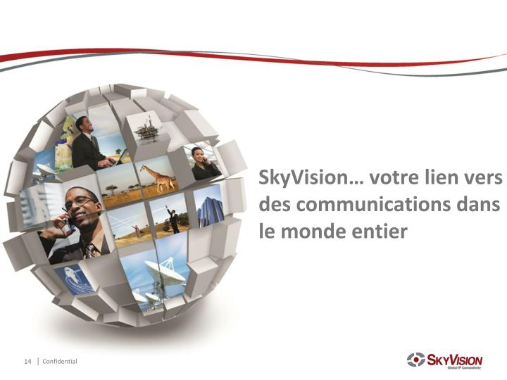 SkyVision…