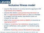 inclusive fitness model1
