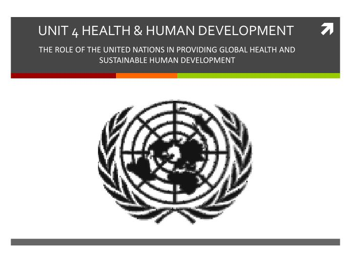 unit 4 health human development n.