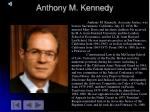 anthony m kennedy