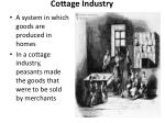 cottage industry1