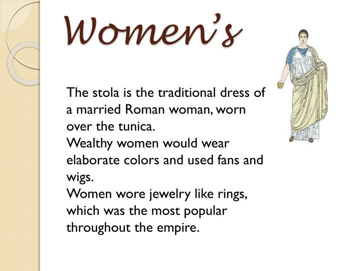 roman clothing essay College essay you roman clothes homework help by latest news 0 comments research methodology section in next academic paper: i call my own.