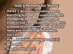 god s remedy for worry2