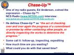 chase up1