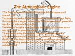 the atmospheric engine