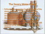 the savery water pump
