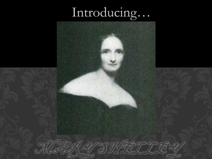 mary shelley n.