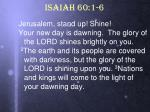 isaiah 60 1 6