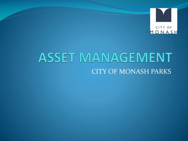asset management n.