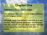 chapter one6