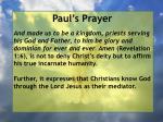 paul s prayer16