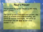 paul s prayer18
