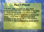 paul s prayer23