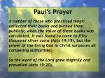 paul s prayer29