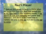 paul s prayer30