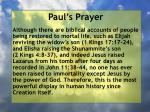 paul s prayer33