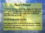 paul s prayer38