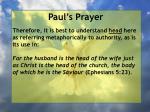 paul s prayer40