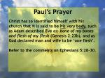 paul s prayer42