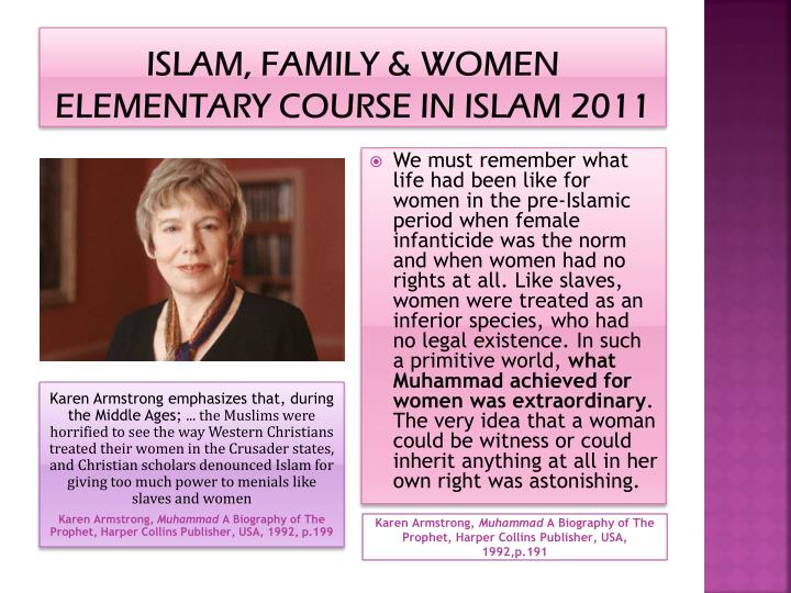 islam family women elementary course in islam 2011 n.