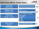 indian power market present status