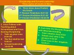 discipleship and servant leadership three cycles of events in mark
