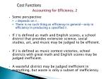 cost functions16