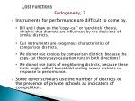 cost functions22