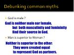 debunking common myths2