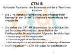 ctn b nationaler fachbeirat des bauwesens und der ffentlichen arbeiten
