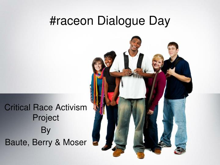 raceon dialogue day n.