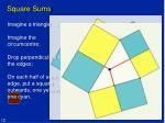 square sums