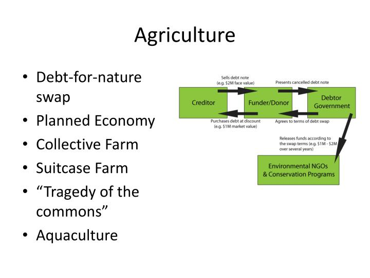 agriculture vs industrialization Industry vs agriculture the economy of the north was structured in a way that would more directly benefit from the development of public education than the south.