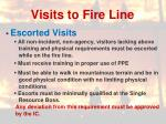 visits to fire line3