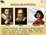 modelo helioc ntrico