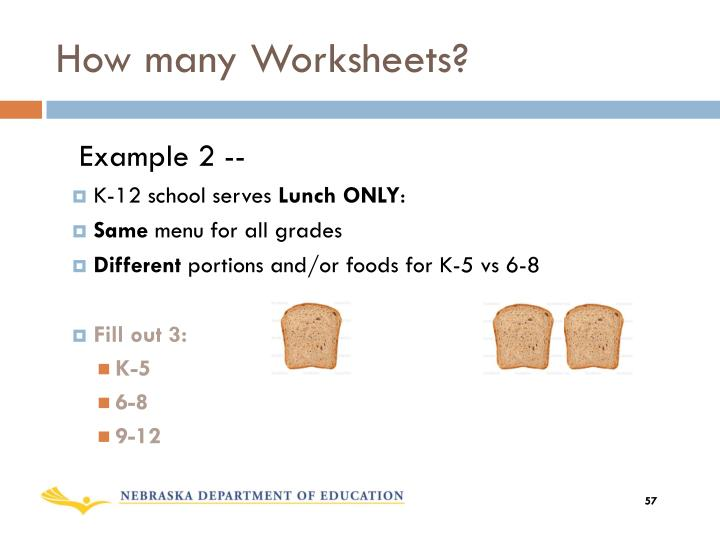 How many Worksheets?