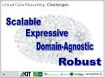 linked data reasoning challenges