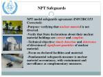 npt safeguards