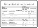 ejemplo definiciones de material1