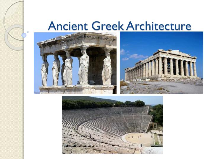 ancient art and architecture essay Ancient greek architecture essays the ancient greeks constructed magnificent architecture they had three main styles doric, ionic, and corinthian doric was the least ornate and corinthian was the most.