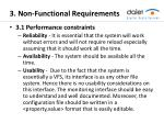 3 non functional requirements1