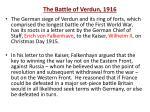 the battle of verdun 1916